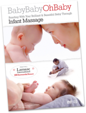 BabyBabyOhBaby: Infant Massage DVD